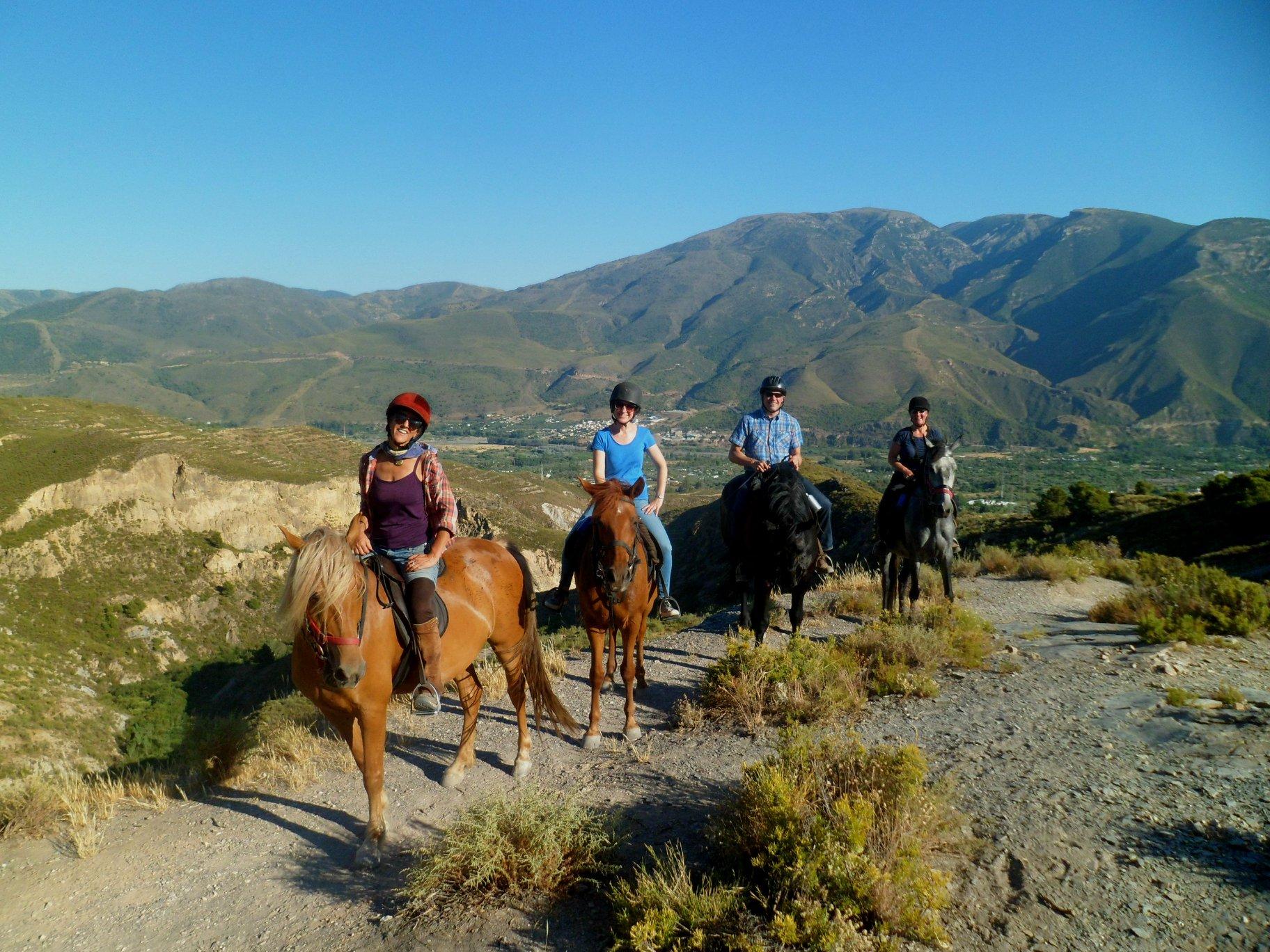 Horse Riding in Andalucia – Pegasus Riding Centre Spain